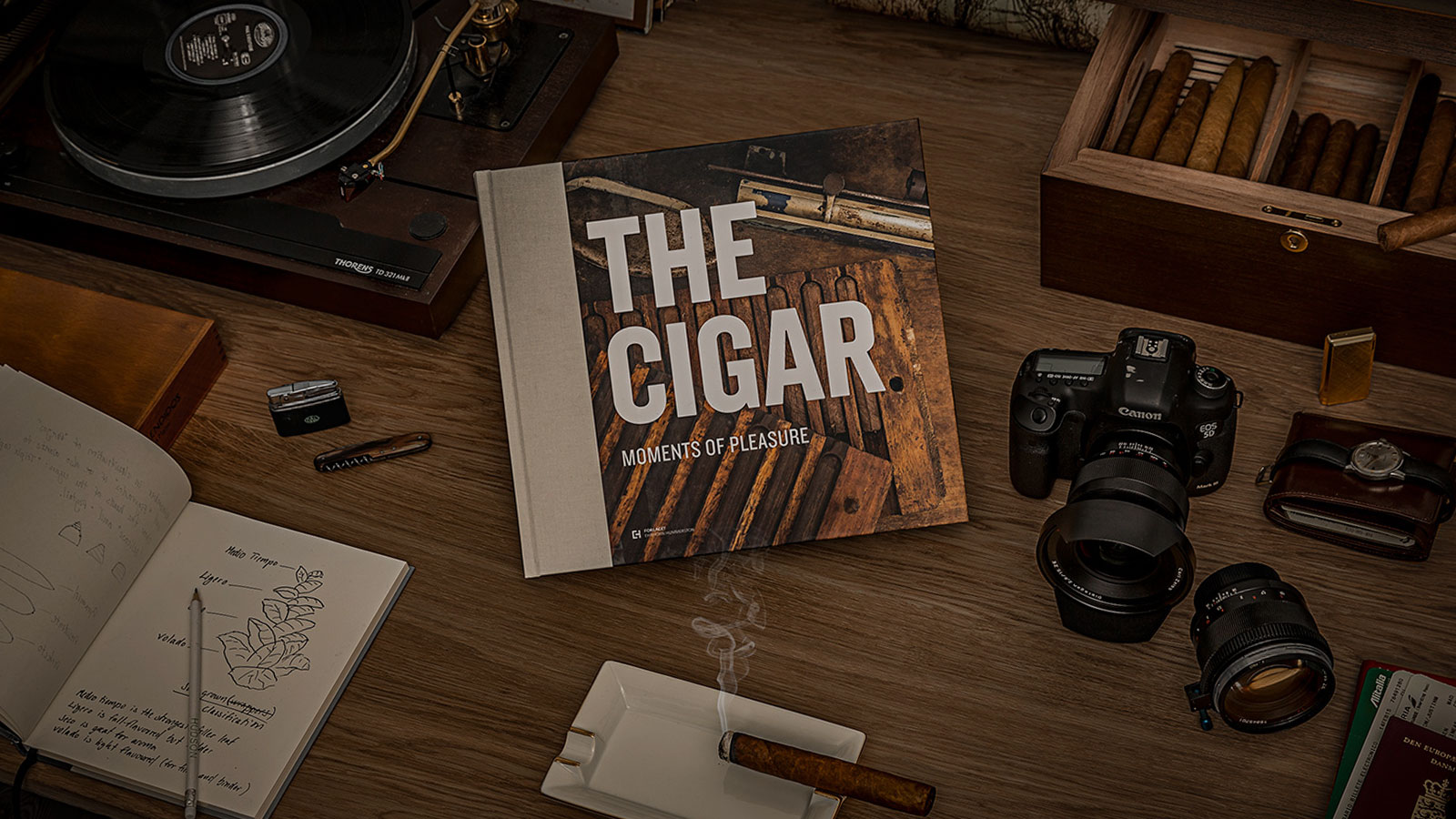 Cigar Books