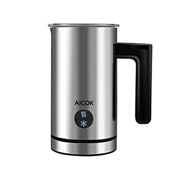 Aicok Stainless Steel Electric Milk Milk Steamer & Frother
