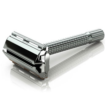 Jagen David B40 - Butterfly Double Edge Safety Razor