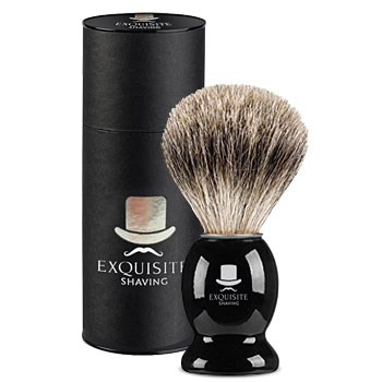Exquisite - Badger Hair Shaving Brush